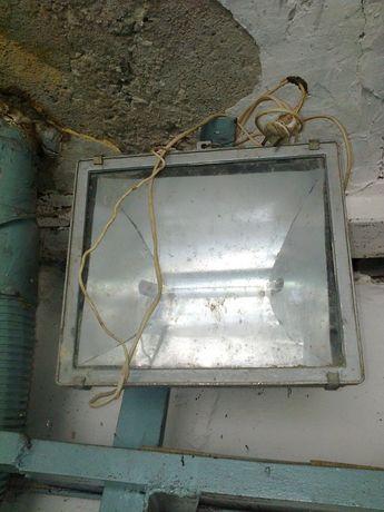 Прожектор советский