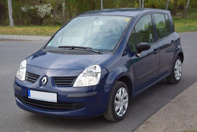 Renault Modus 1.2 75KM benzyna 2007r. KLIMA SPRAWNA! Opłacony KREDYT