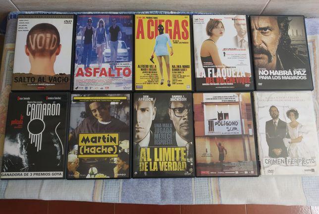 Vendo Lote DVD's (29 discos)