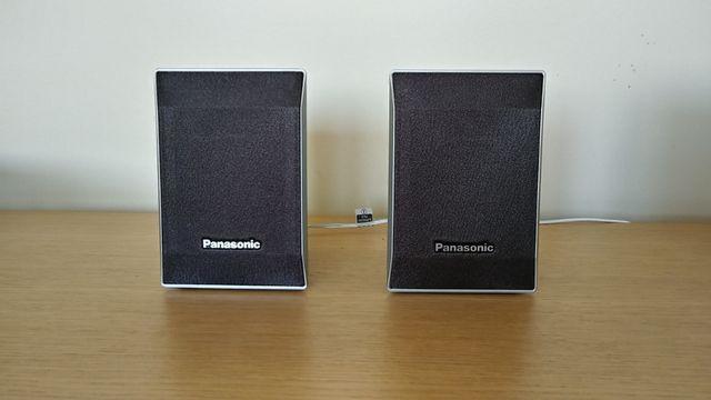 Głośniki Panasonic 2 szt. surround tylne 5.1 kino domowe cena za 1 szt