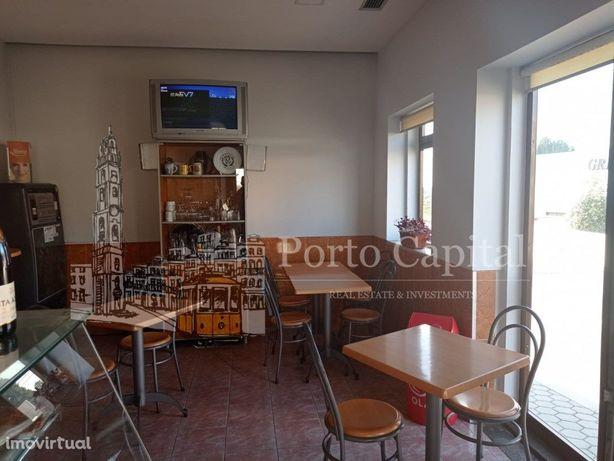 Café/Snack Bar Situado em Grijó-V.N. Gaia, Oportunidade a...