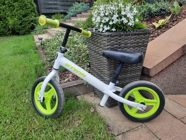 Biegaczek rowerek biegowy Btwin