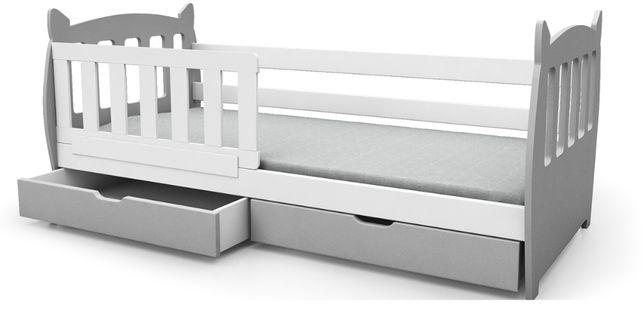 Łóżko Dla Dziecka 1 Spanie Materac i Szuflady Gratis !