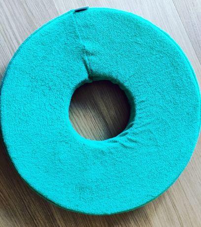 poduszka przeciwodleżynowa koło z otworem krąg na odleżyny 40 cm