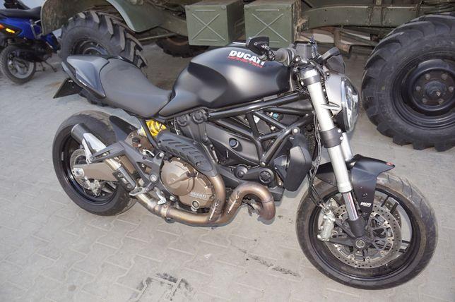 Ducati Monster 821 dla indywidualisty
