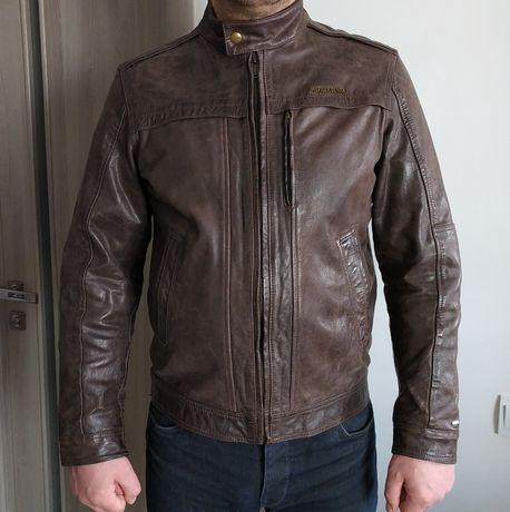 Tommy Hilfiger, XL, оригінал, кожаная, шкіряна, куртка