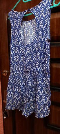 Туника,ромпер платье-шорты