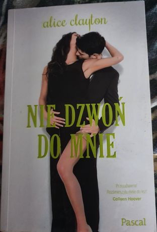 Książki- romans i kryminał