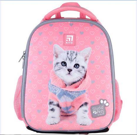 Ортопедический школьный рюкзак + пенал + сумка для обуви Kite