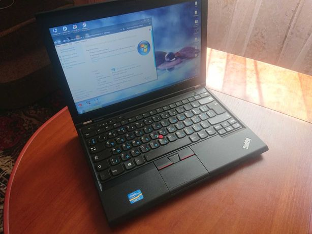 Lenovo X230i, ThinkPad Core I3/4Gb/120Gb SSD/12`5