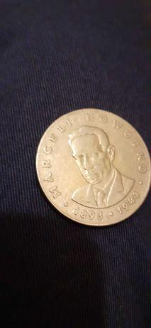 Moneta 20zł  Marceli Nowotko w idealnym stanie jak widać na zdjęciu
