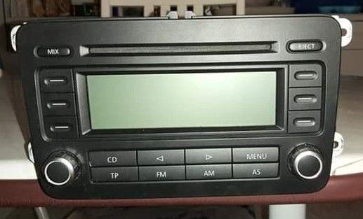 Radio volkswagen b6