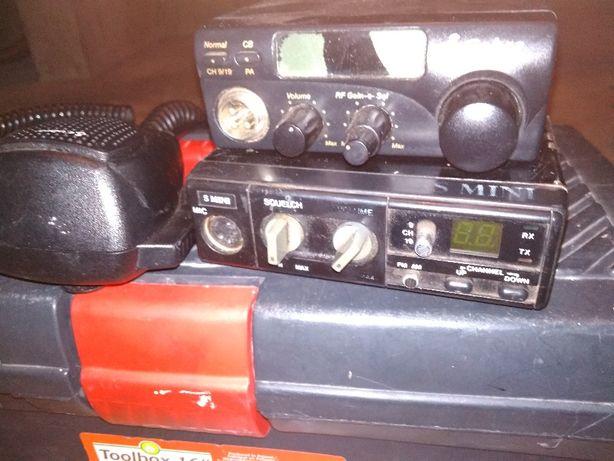 CB radia 2 sztuk.