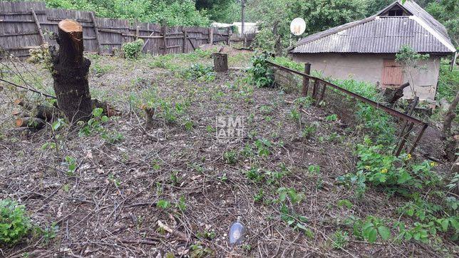 Продам видовой участок со старым домом в заповедном месте Киева