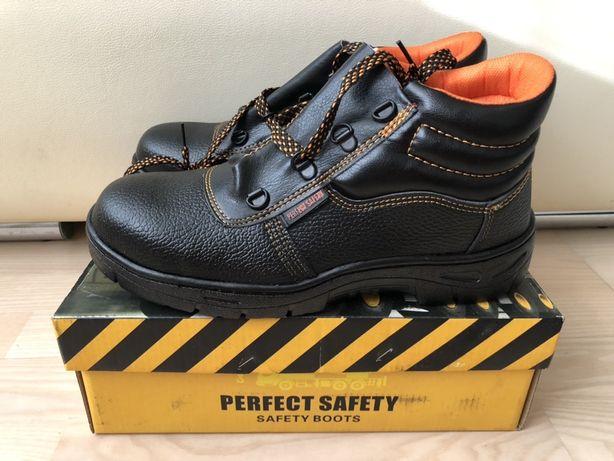 Спецобувь (рабочая обувь) ботинки с кевларовым носком, р. 42, 43