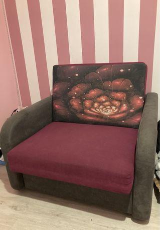 Rozkładane łóżko dla dziewczyny