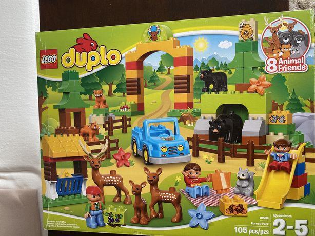 Lego Duplo 105 szt . 2-5 lat orginal