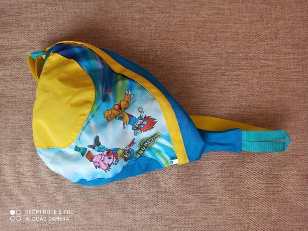 Рюкзак дошкольный для мальчика