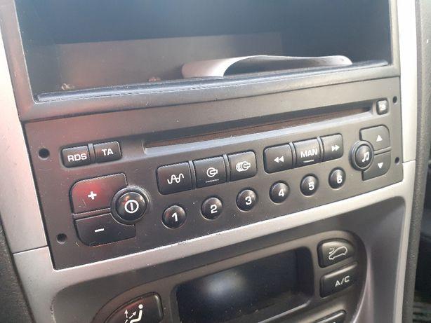 Radio bez kodu Peugeot 307 1,6 2004