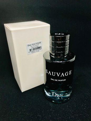 Christian Dior Sauvage Eau De Parfum - TESTERY PERFUM // PERFUMY