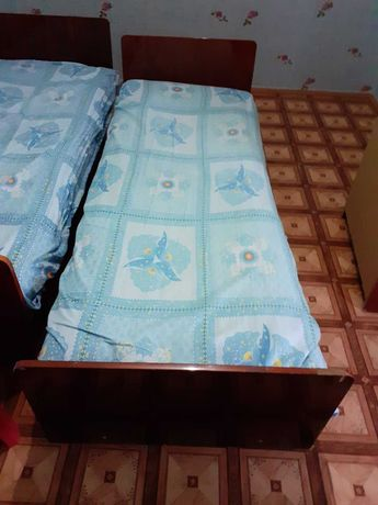 Продам кровать в нормальной состоянии