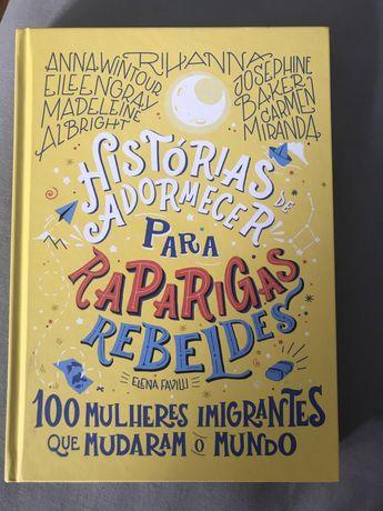 Livro Histórias para Adormecer