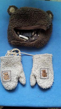 Шапка і рукавички