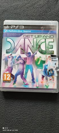 Get up and dance ps3 PlayStation 3