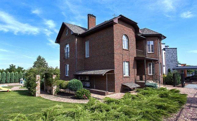 Продам шикарный дом в пригороде Днепра