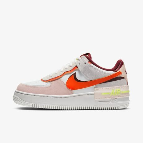 Nike Air Force 1 Shadow Оригинал! CU8591-600