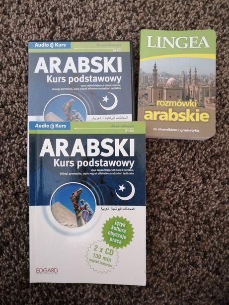 Książki do Arabskiego