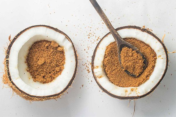 Сахар кокосовый 100% из сока кокосовой пальмы