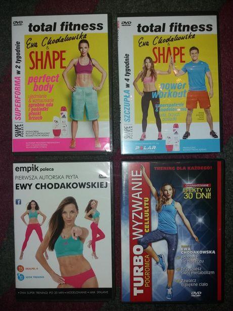 Chodakowska DVD Szok Trening