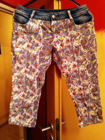 Spodnie 3/4 r40 polecam