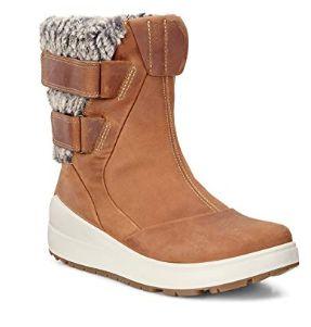 зимние, кожаные сапоги Ecco Noyce Оригинал 38,42