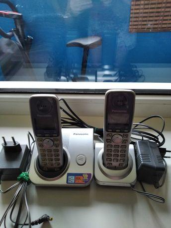 Радиотелефон Panasonic KX-TG7207UA
