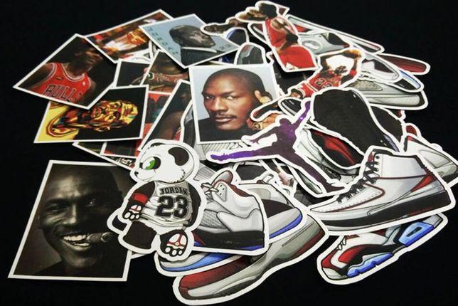 Стикерпак Jordan 52 наклейки