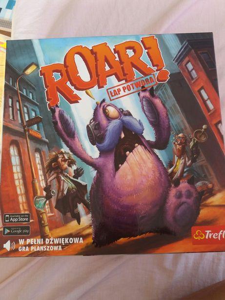 Gra planszowa Roar łap potwora