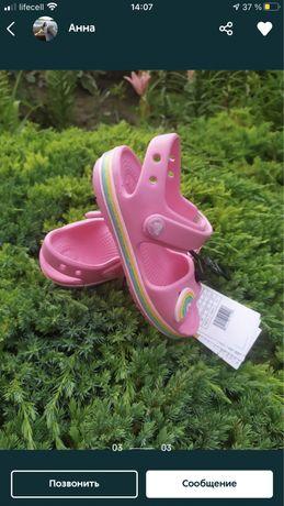 Crocs C7 сандали