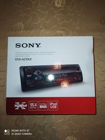 Radio Samochodowe  Sony DSX-A210UI
