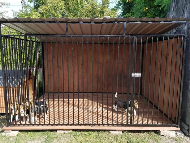Kojec Klatka Zagroda Buda dla psa 3mx2m Różne wymiary.