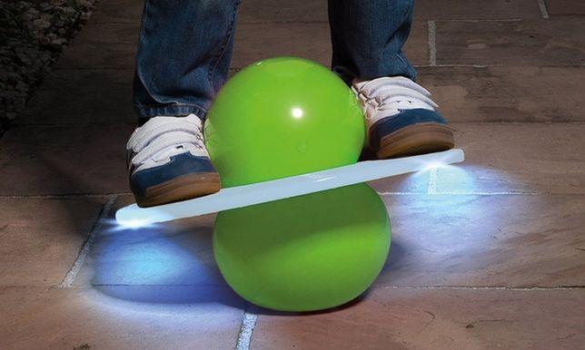Light up Saturn Hopper, skoczek dla dzieci
