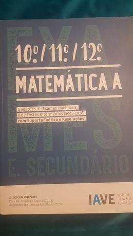 Livro Preparação Exames Matemática A