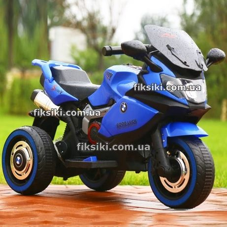 Детский мотоцикл M 3680 Л-4 BMW, электромобиль, Дитячий електромобiль
