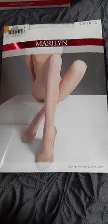Rajstopy Marilyn roz 5-XL