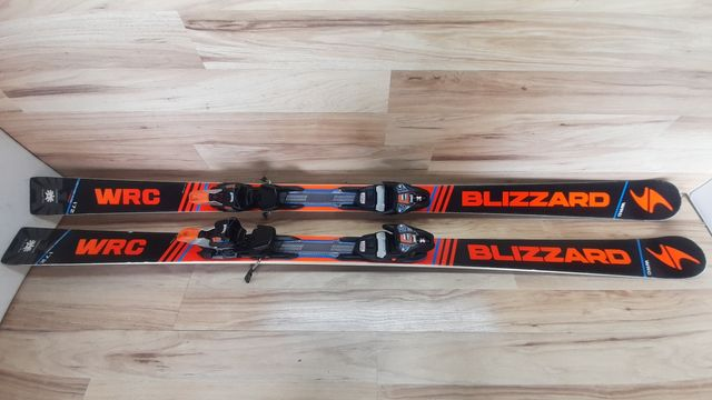 Narty 2018 BLIZZAD WRC TI 172cm +Marker XCELL 12
