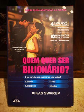"""Livro """"Quem quer ser milionário?"""""""