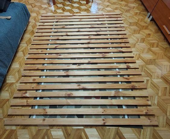 Wkład/stelaż drewniany do łóżka 160/200 cm