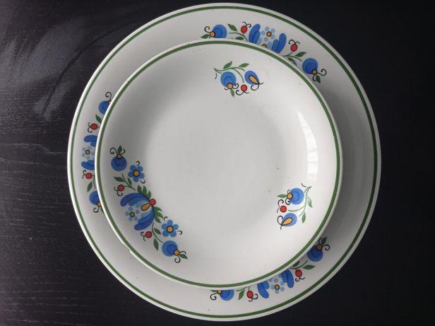 Porcelana Lubiana kaszubski wzór