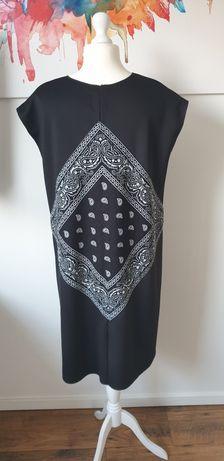 Sukienka tunika OVERSIZE r 38 do 44